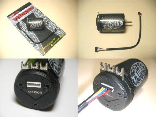 可调式马达进角,并采用特殊高速霍尔感应器可提供玩家最优异的动力
